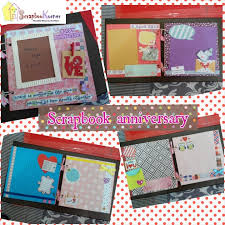 anniversary album scrapbook album anniversary 15 15 scrapbook online album foto