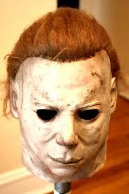 Michael Myers Mask Ken Hertlein Special Makeup Effects Artist Michael Myers Mask