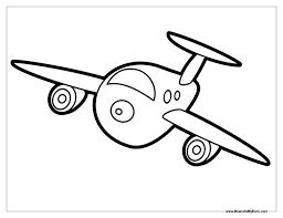 36 airplane coloring pages images coloring