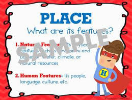 5 themes of geography acronym the five themes of geography posters with mr help by the peanut