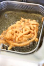 easy homemade funnel cake recipe