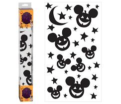 extra halloween magic with mickey pumpkin wall decals