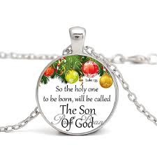 inspirational jewelry gifts bible verses necklace religious christmas jesus inspirational saying