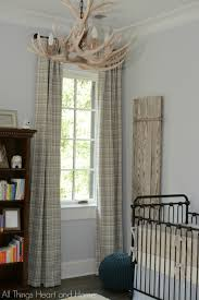 rustic nursery all things heart and home