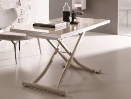 adjustable height side table coffee tables adjustable height coffee table furniture loccie