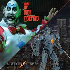 House 1000 Corpses Halloween Costumes Neca Toys Pacific Rim 7 U2033 Ultimate Gipsy U0026 House 1000 Corpses