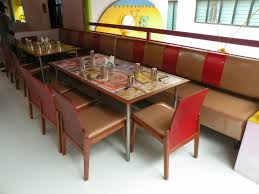 Solid Wood Furnitures Bangalore Restaurant Furniture For Oye Amritsar Dovetailing