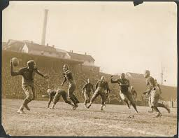 tech vs auburn thanksgiving football 1921 history
