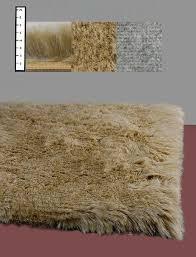 Flokati Wool Rug Ixi Eros Faux Flokati Tan Area Rug U0026 Reviews Wayfair