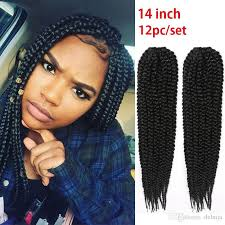 crochet braids hair synthetic braiding hair afro twist crochet braids hair
