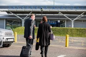st駱hane bureau airways to expand inverness heathrow service hial