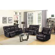 Black Recliner Sofa Set Sofa U0026 Recliner Sets