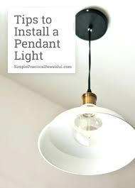 how much to install a light fixture installing light fixture pendant lights astonishing installing light