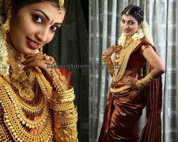 kerala s heavy gold jewellery jewellery designs