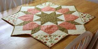 turn a swoon block into a table topper quilting digest