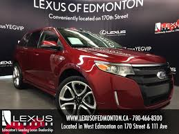 used lexus rx 350 for sale in vermont used red 2013 ford edge sport awd review whitecourt alberta