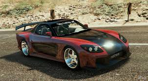rx7 rx7 veilside fortune 1 1 for gta 5