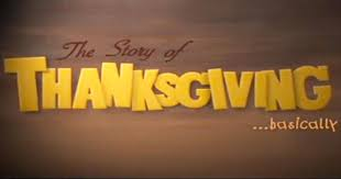 thanksgiving humorous stories the story of thanksgiving basically kids u0027 videos