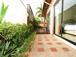 villa for rent in a private property in pattaya iha 67558
