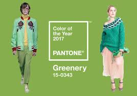 color of the year 2017 fashion greenery 2017 s color of the year ushers in a hopeful spring