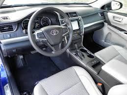 2005 Camry Interior 2015 Toyota Camry Hybrid Gallery U2013 Aaron On Autos