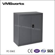 china office furniture filing cabinet half height swing legal