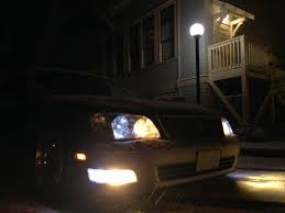 lexus yellow capsules for sale 2006 ls430 fog lamps 1 bulb or 2 clublexus lexus forum