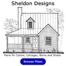 cabins plans and designs sheldon designs cabin plans