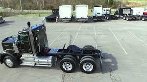 used kenworth w900l trucks for sale 2010 kenworth w900 daycab black youtube