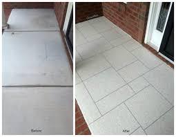 concrete resurfacing graniflex ashlar slate porch raleigh nc