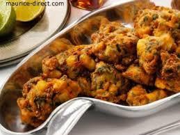 cuisine mauricienne recettes recette de badjas à la mauricienne a vous