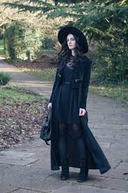 modern witch costume ozark witch southern gothic night garden and witches