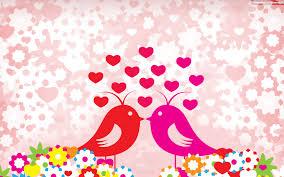 freebie release st valentines wallpaper u2013 the love birds hongkiat