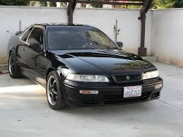 back from the shop 1994 l coupe black on black 6 acuralegend