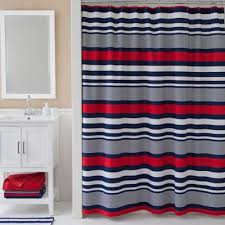 Orange Striped Curtains Buy Striped Curtains From Bed Bath U0026 Beyond