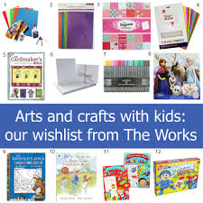 arts and crafts with kids our wishlist from the works little