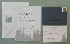 tree wedding invitations ready to purchase wedding invitations paperfish designs