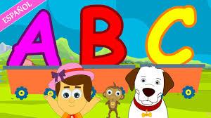 abc songs for children nursery rhymes spanish canciones
