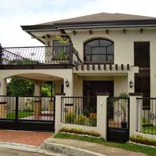 popular simple house design with bungalow house philippines design