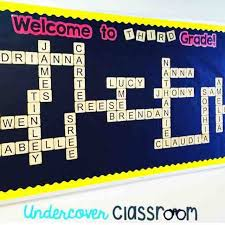 Display Board Decoration On New Year by Best 25 Classroom Welcome Boards Ideas On Pinterest Classroom