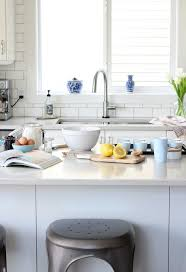 Classic White Kitchen Cabinets Classic White Kitchen Renovation The Finishes Satori Design