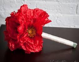 Red Wedding Bouquets The 25 Best Poppy Wedding Bouquets Ideas On Pinterest Bouquet