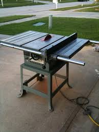 delta 10 inch contractor table saw old contractor 10 inch table saw woodworking talk woodworkers forum