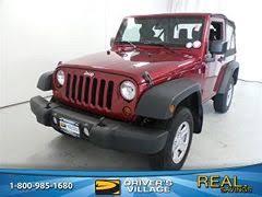 jeep wrangler syracuse ny used jeep wrangler for sale in syracuse and cny syracuse com
