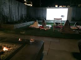 backyard theaters that prove cinema magic is real photo with