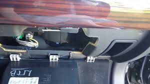 how to remove the glove box on lincoln mkz zephyr fusion and milan