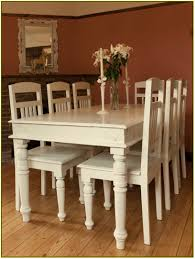 Chic Dining Room Sets Shabby Chic Dining Table Tjihome