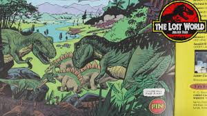 the lost world jurassic park the lost world