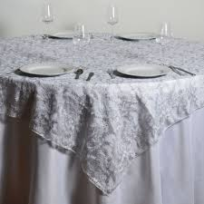 wedding linens wholesale 72x72 floral lace table overlay wedding linens tablecloths