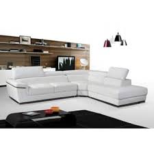 Leather White Sofa Faux Leather Sectional Sofas Shop The Best Deals For Nov 2017